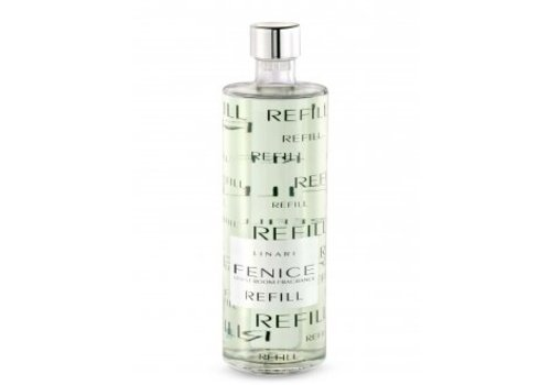 Linari Linari interieurparfum refill - zilver Fenice