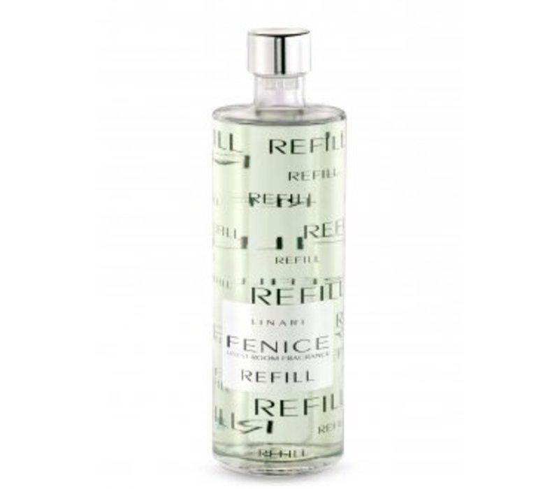 Linari interieurparfum refill - zilver Fenice