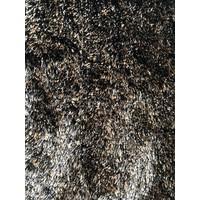 Luxe velours fluweel vloerkleed - Cosy Brown