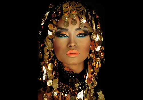 Aluminium Art - Arabian Princess