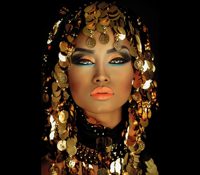 Aluminium Art - Kunstwerk - Arabian Princess