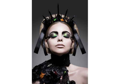 Aluminium Art - Beauty Queen
