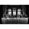 Aluminium Art - Kunstwerk -  Gangsters Last Supper