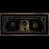 Aluminium Art - Dollar Washington Parelmoer