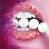 Aluminium Art - Pearls Pink