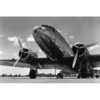 Aluminium Art - Passenger Airplane