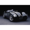 Aluminium Art - Jaguar C-Type