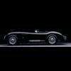 Aluminium Art - Jaguar Classic Car