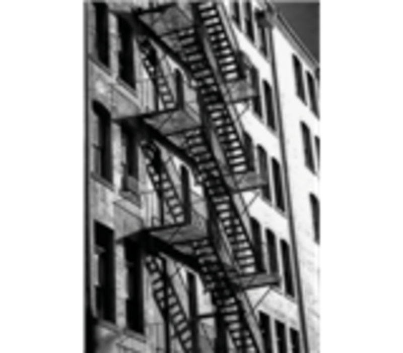 Aluminium Art - New York Facade Fire