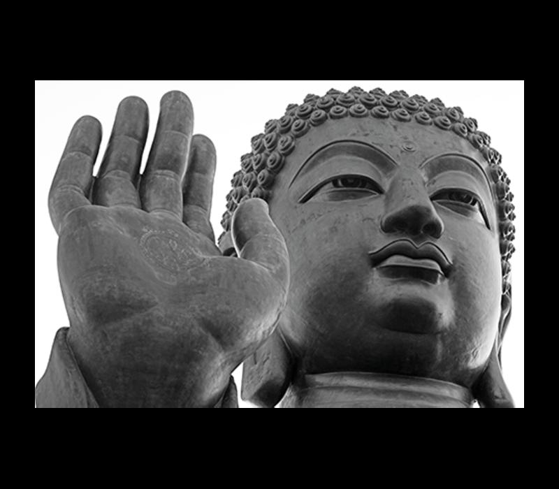 Aluminium Art - Hong Kong Buddha