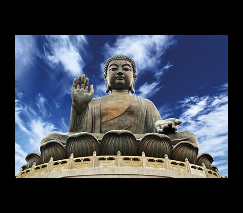 Aluminium Art - Giant Buddha Hong Kong
