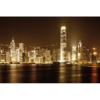 Aluminium Art - Hong Kong Skyline at Night