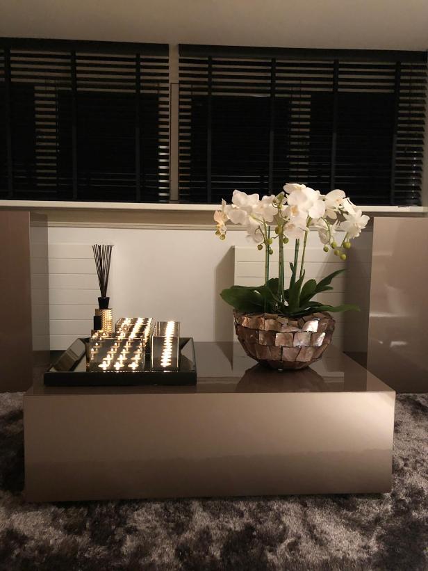Spiegeldienblad brons - Eric Kuster stijl - Domestica Interior Design