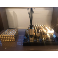 Set waxinelichthouders