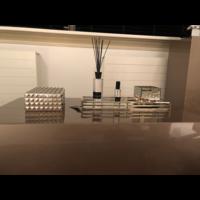 EICHHOLTZ Ersa spiegeldienblad zilver - voordeelset