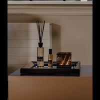 Spiegeldienblad brons 50x50 cm