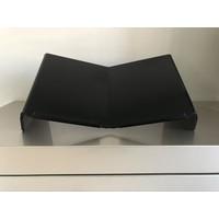 Boekenstandaard - zwart hoogglans large
