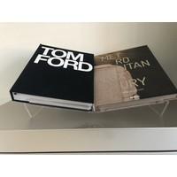 Boekenstandaard - transparant large