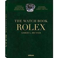 The Watch Book – Rolex boek gouden letters