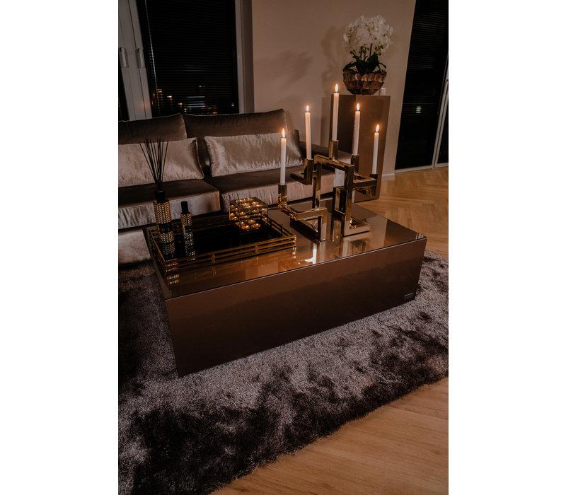 EICHHOLTZ Giacomo spiegeldienblad goud large - voordeelset