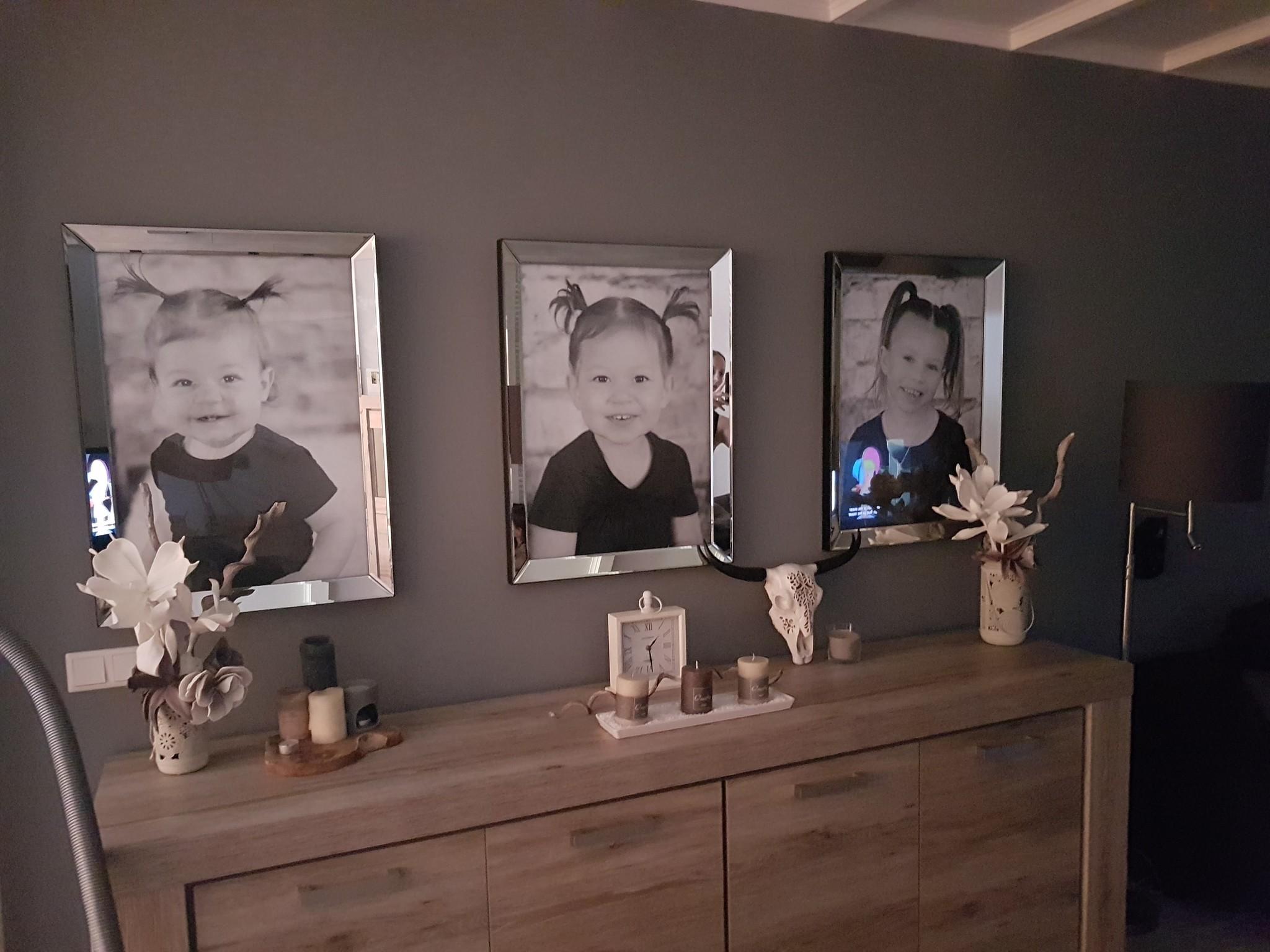 Spiegellijsten fotolijsten 60x80