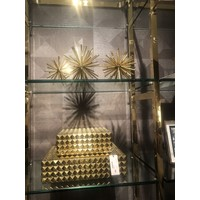 EICHHOLTZ Object Meteor set van 3 - goud