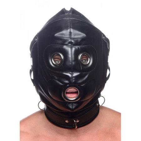 Strict Bondage Masker Met Penis Gag