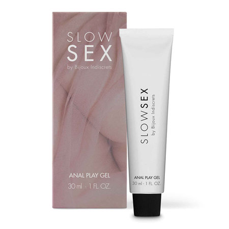 Slow Sex Anal Play