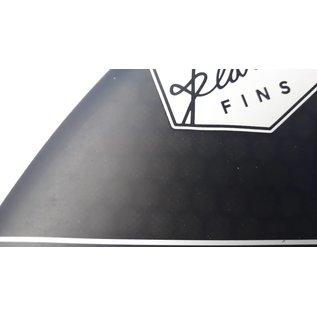 Featherfins Ultralight dual tab black - small