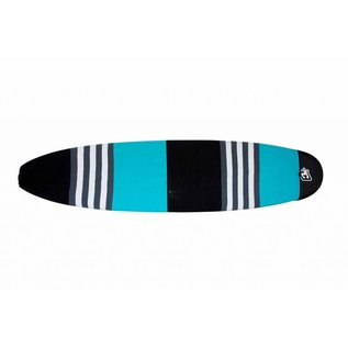 "Creatures of Leisure Creatures - 9'6"" Longboard sox - aqua black"