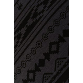 "Creatures of Leisure Creatures - 8'0"" Longboard sox DELUXE - Charcoal black"
