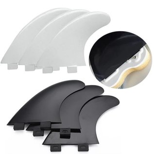 DRB G5 model fins - Black