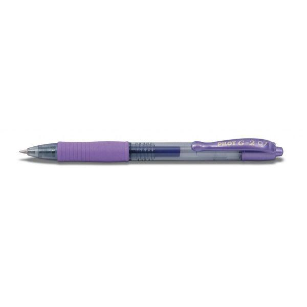 Pilot Pen Pilot G2-07 Gelschreiber in besonderen Farben
