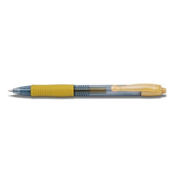 Pilot Pen Pilot G2-07 Gelschreiber in Metallic Farben