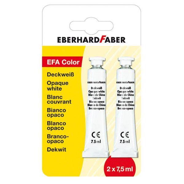 Eberhard Faber Eberhard Faber Deckweiß 7,5 ml 2er Set