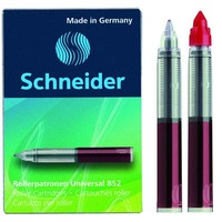 Schneider Schreibgeräte Schneider Patronen Universal 852 5er Schachtel