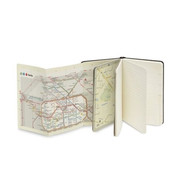 Moleskine Moleskine City Notebook Berlin