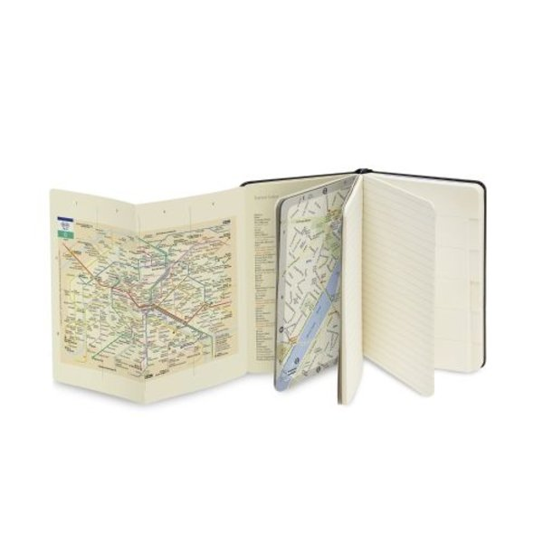 Moleskine Moleskine City Notebook Paris