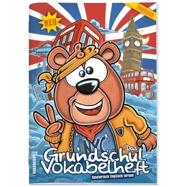 Häfft Verlag Häfft Grundschul Vokabelheft Englisch