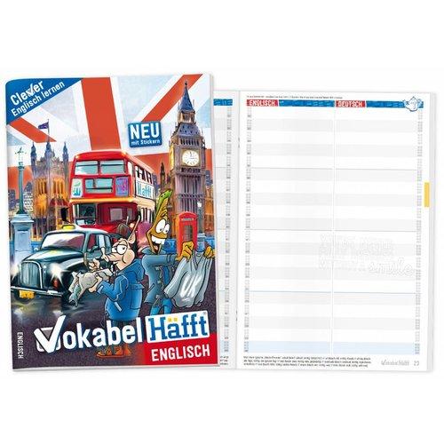 Häfft Verlag Vokabel-Häfft Englisch