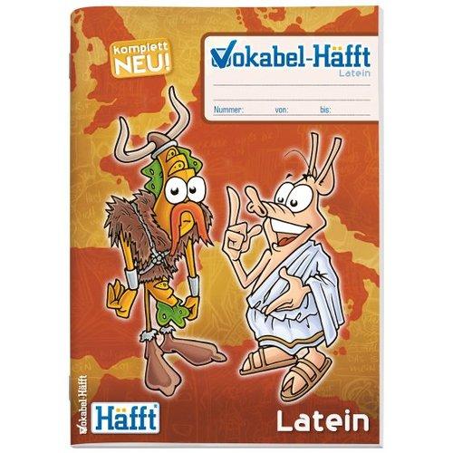 Häfft Verlag Vokabel-Häfft Latein