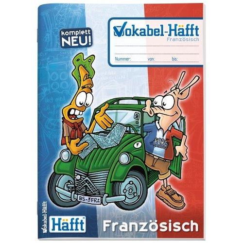 Häfft Verlag Vokabel-Häfft Französisch