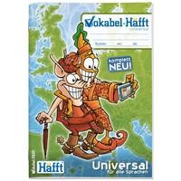 Häfft Verlag Vokabel-Häfft Universal erhältlich in A6, A5, A4