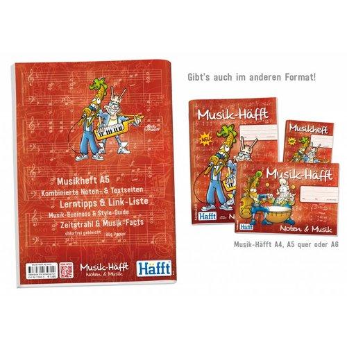 Häfft Verlag Musik-Häfft