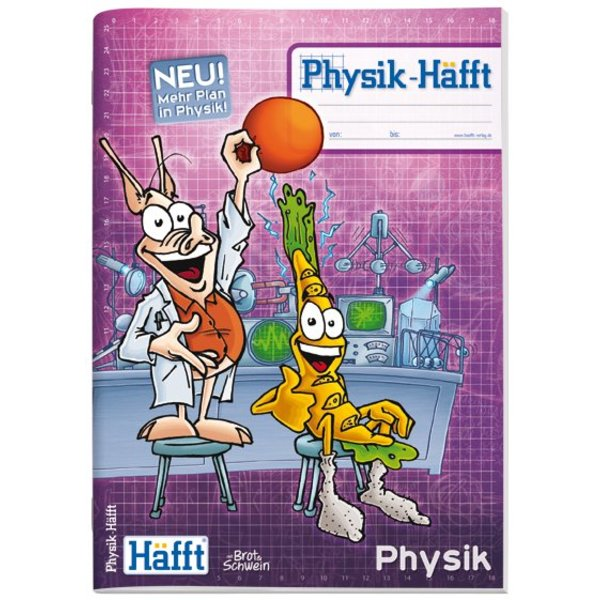 Häfft Verlag Physik-Häfft