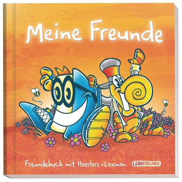 Häfft Verlag Häfft Meine Freunde