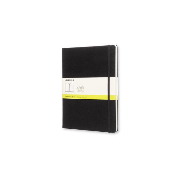 Moleskine Moleskine Notizbuch Hardcover Schwarz X-Large