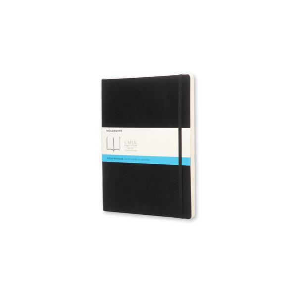 Moleskine Moleskine Notizbuch Softcover Schwarz X-Large