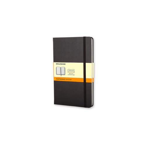 Moleskine Moleskine Notizbuch Klassik Hardcover Large