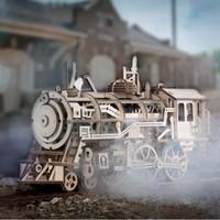 "ROKR ROKR 3D-Holz-Puzzle ""Locomotive"""